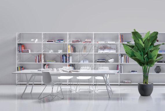 Socrate libreria in acciaio acquista in myo s p a cancelleria